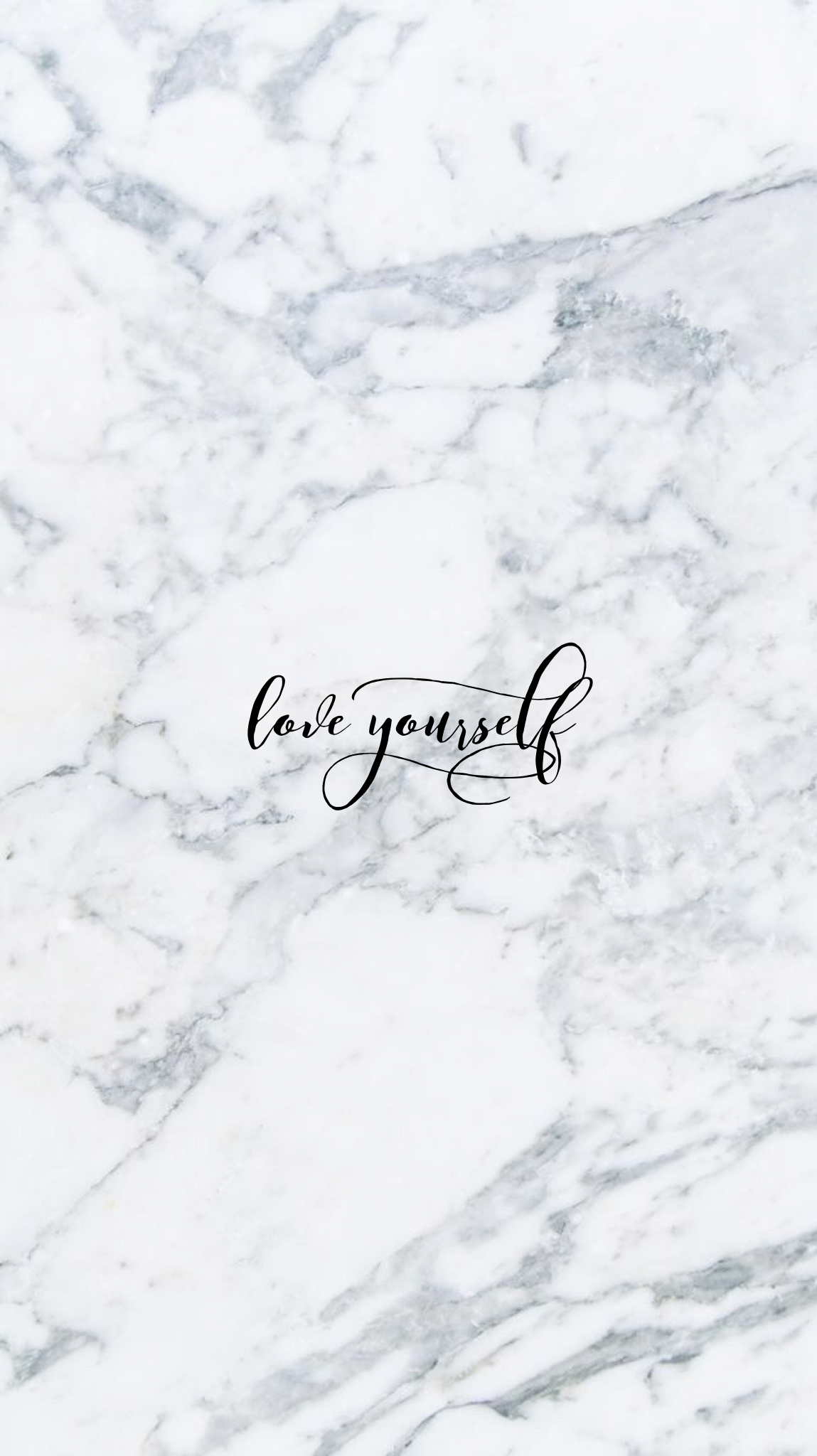 I Love Myself Wallpaper Iphone : Love Yourself iPhone Wallpaper @EvaLand Fondos de iphone ...