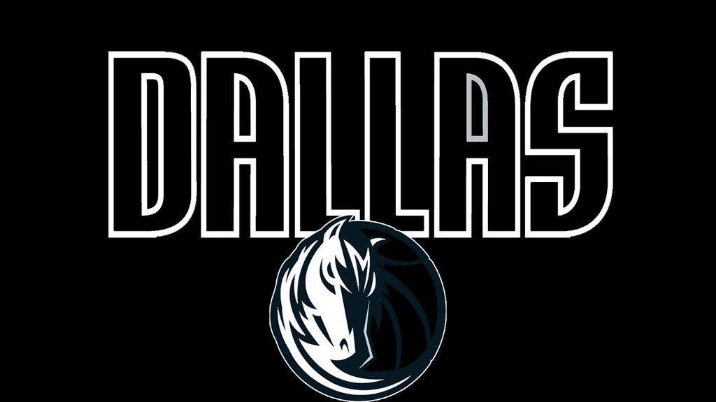download background dallas maverick | NBA Black and White