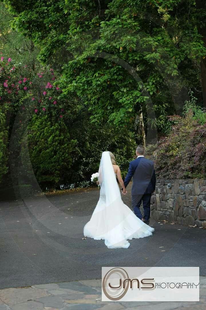 Garden Wedding Dandenong Ranges Tatra Reception Jms Photography