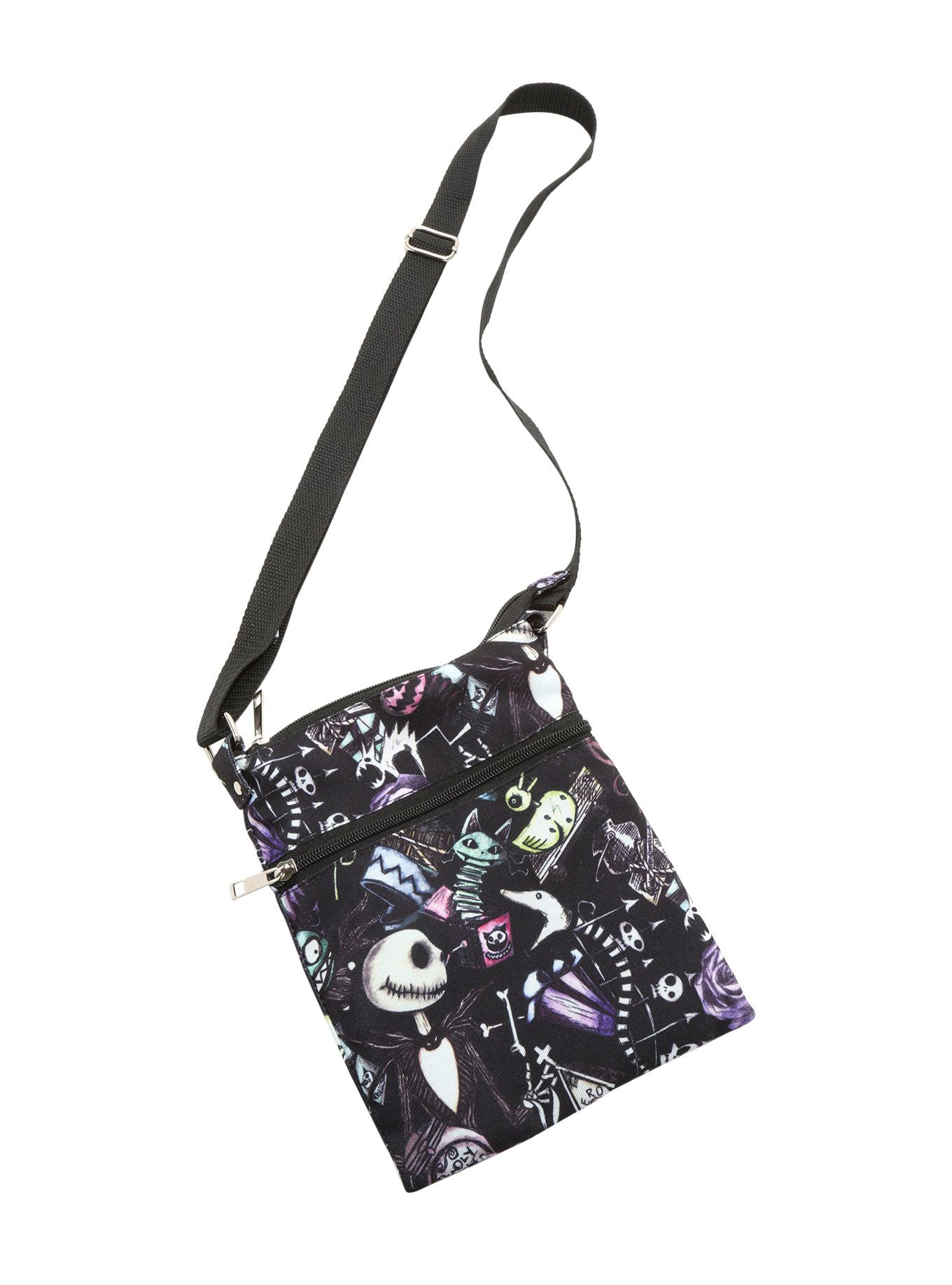 The Nightmare Before Christmas Sketchy Crossbody Bag | Pinterest ...