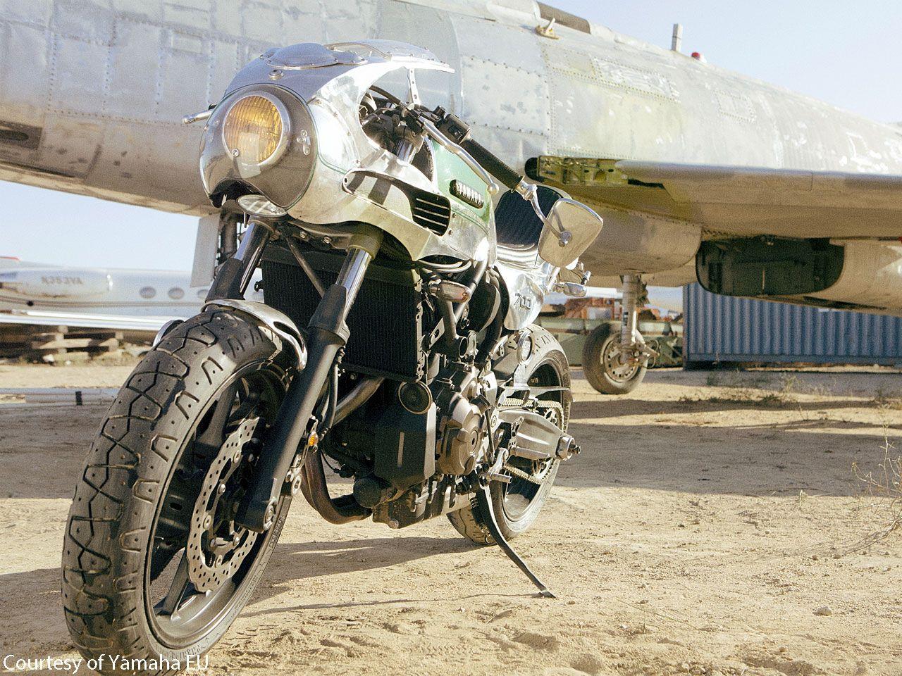 Shinya Kimura's 'Faster Son' Yamaha Photos - Motorcycle USA