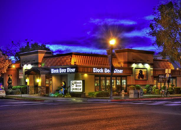 Black Bear Diner, Reno, NV great food and plenty of it