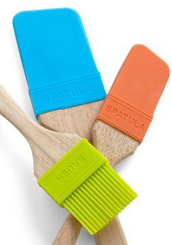 Plate by Numbers Cooking Tool Set, #ModCloth