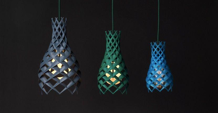 catálogo de impresas lámparas nos en su presenta Plumen 3D JTFlK1c