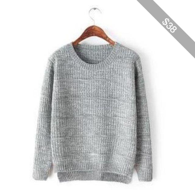 M lange Sweater
