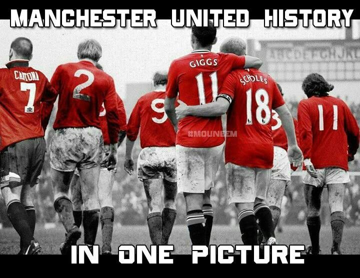 42d00ad65 Manchester United History College Soccer