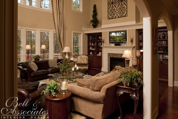 Family Room | Open Family Room Posted In Living Family Rooms Click The  Title To Read . Amazing Ideas