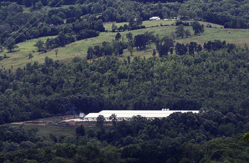 Agency denies new operating permit for arkansas hog farm