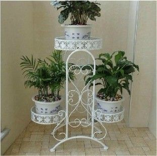 Promotional Offers European Style Flower Garden Wrought Iron