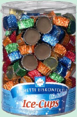 Faire Fondre Des Bouchons En Plastique : faire, fondre, bouchons, plastique, EICHETTI, Chocolats, Cups