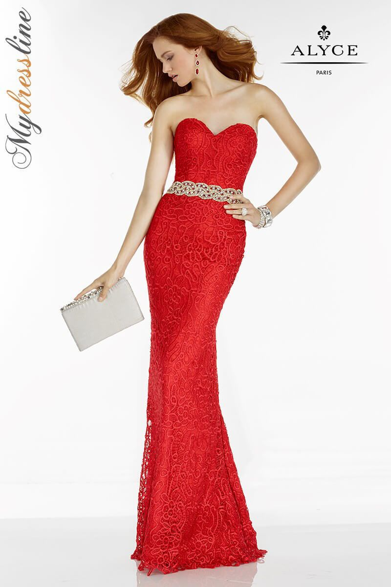 Nice awesome alyce evening dress lowest price guaranteed new