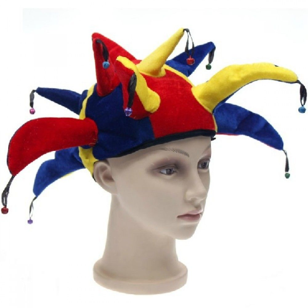 Horns #Clown #Hat and Clown #Red #Nose - Fashion9shop.com