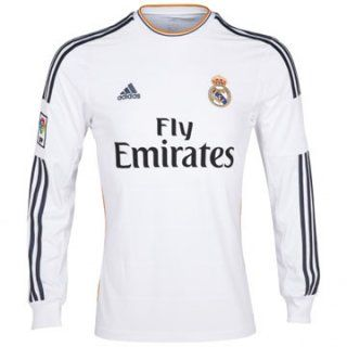 camiseta real madrid manga larga