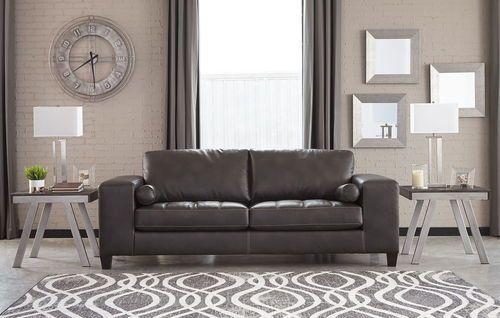 Best Ashley Nokomis Charcoal Sofa Products Sofa Charcoal 640 x 480