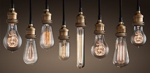 17 Best images about Filament light bulbs on Pinterest | Vintage style,  Industrial metal and Reading lamps