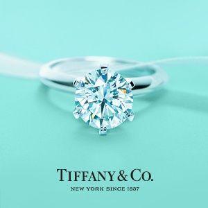 online retailer 0c0a5 9a6df Tiffany & Co.(ティファニー)の婚約指輪(エンゲージメント ...