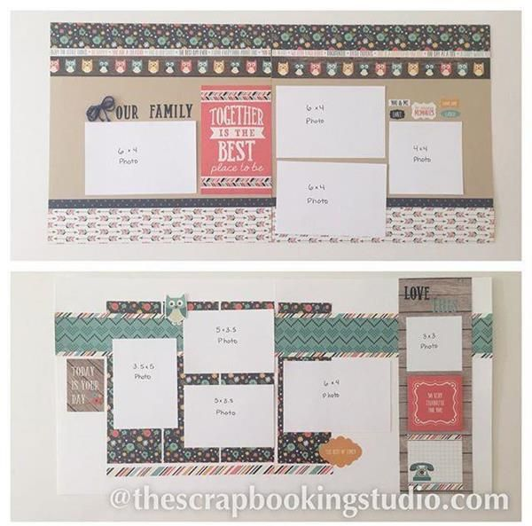 Stop by and pick up this great find at The Scrapbooking Studio in Moline, IL.
