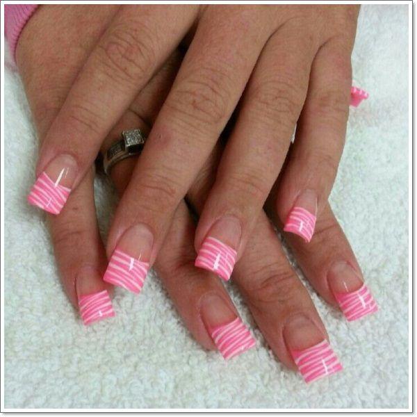 Zebra Nails Pinterest Zebra Nails Zebra Nail Art And Zebra