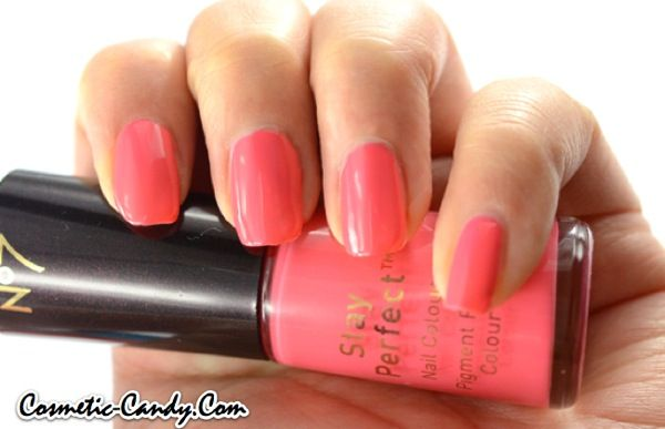 Boots No 7 Stay Perfect Nail Colour Swatches Cheeky Chops | My Nail ...