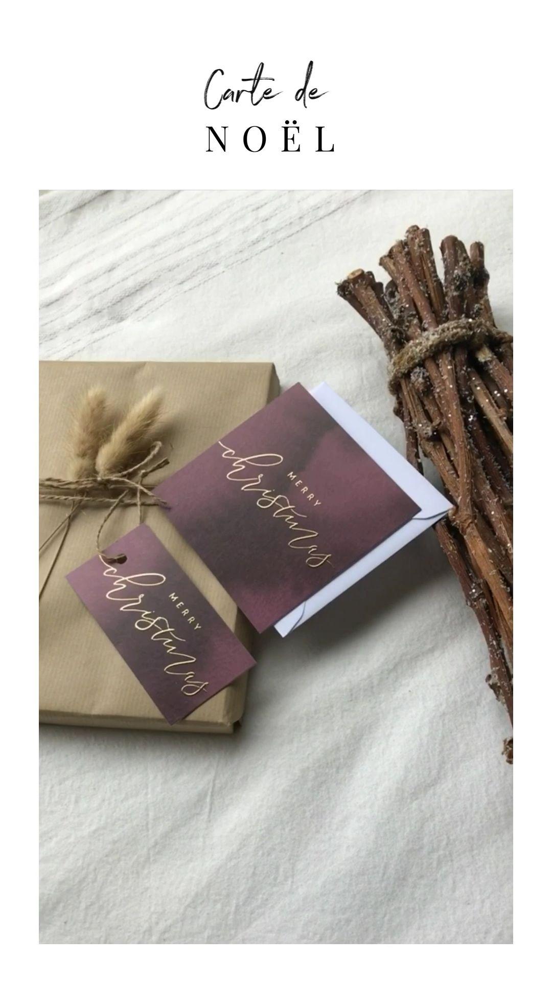 Découvrez nos cartes de Noël à glisser sous le sapin ⭐️🎄 #merrychristmas #joyeuxnoel #noel #noel2019 #christmas #cartedenoel #eucalyptus #christmascards #cards #christmas2019 #greetingcards #bonneannée #watercolor #watercolorarts #aquarelle #aquarellepainting