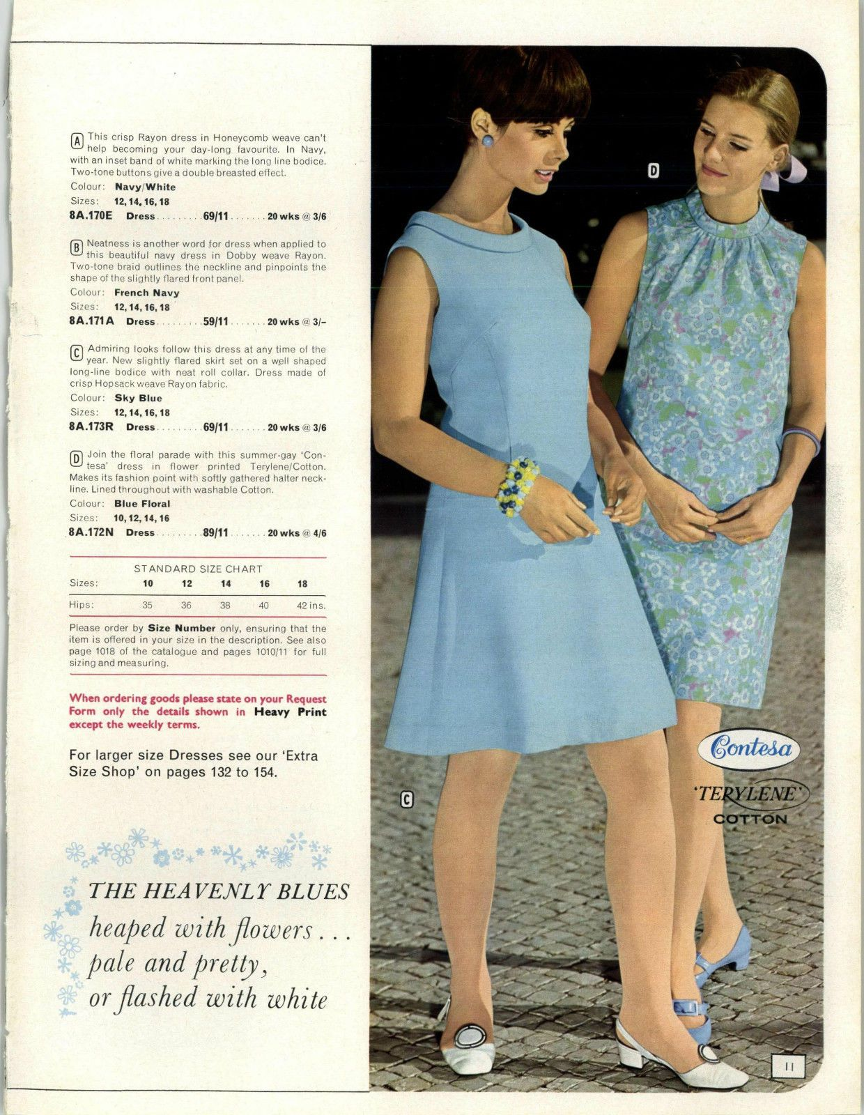 GREAT UNIVERSAL 1968 SPRING SUMMER Mail Order Catalogue ON DVD Cathy ...