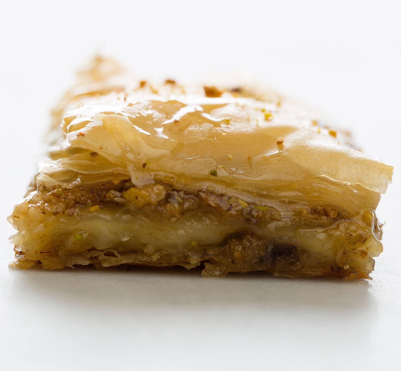 BrieFilled Baklava [1600x1483] Food, Desserts, Vegan