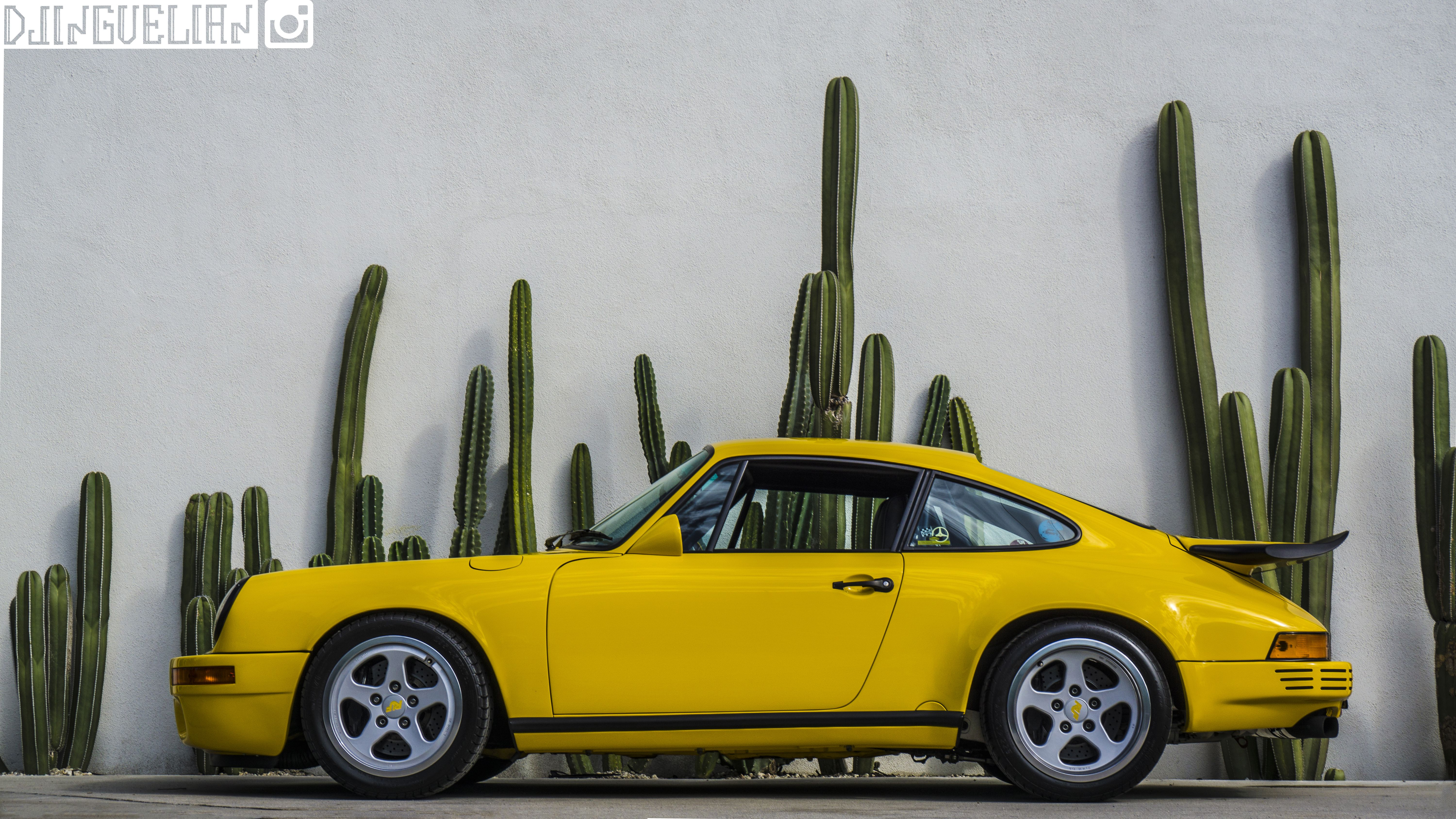 Your Ridiculously Awesome Ruf Ctr Wallpaper Is Here Classic Porsche Porsche 911 Classic Porsche