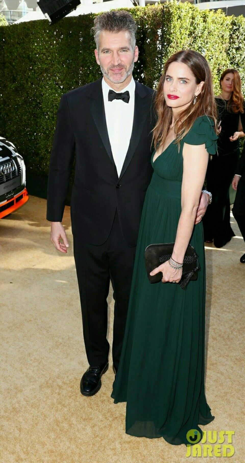 Amanda peet and husband. Amanda Peet - Wikipedia