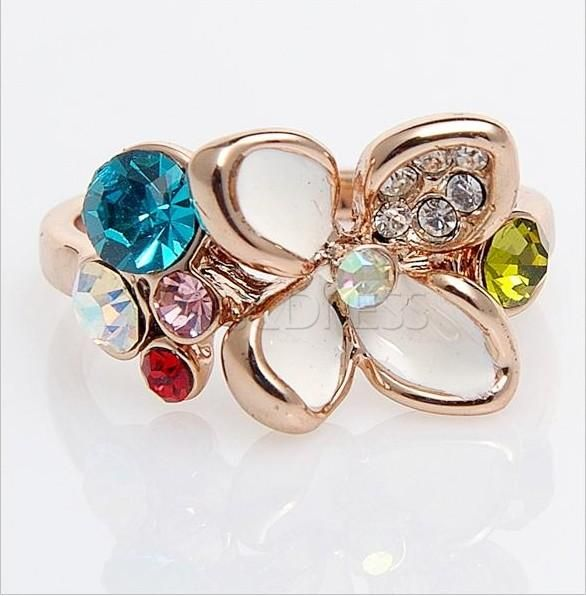 $ 9.99 Charming Daisy Colorful Lady's Ring