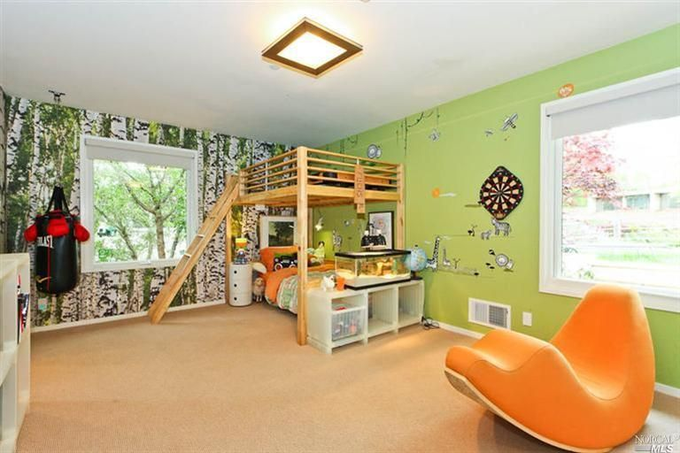 Very Cool Kids room