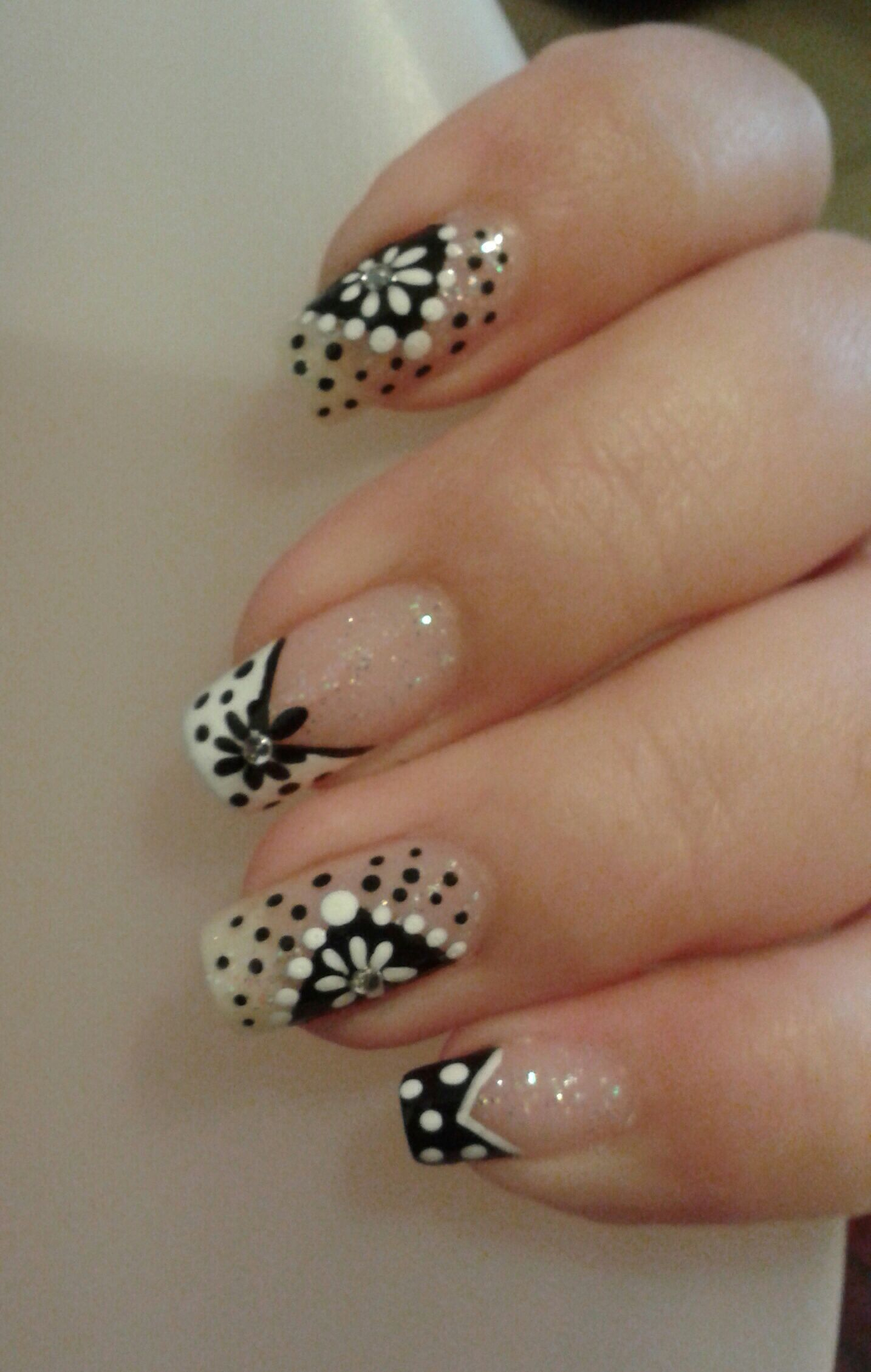 Pin En Nails Designs