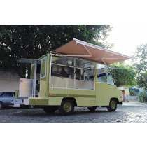 Food Truck Vanette Remolque Para Venta De Comida Camion De
