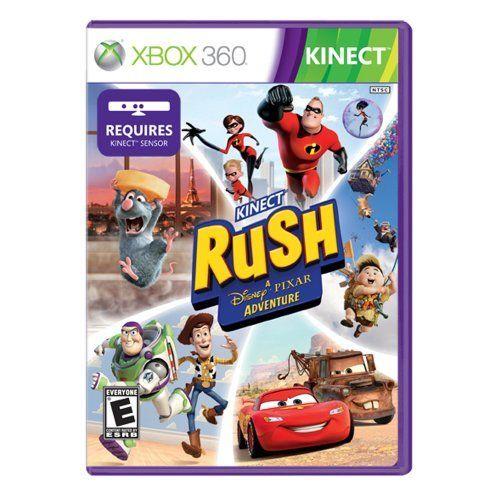 Kinect Rush A Disney Pixar Adventure Xbox 360 By Microsoft Http