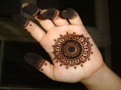 Easy Feet Mehndi Designs : Henna designs for hands arabic kids easy step by simple