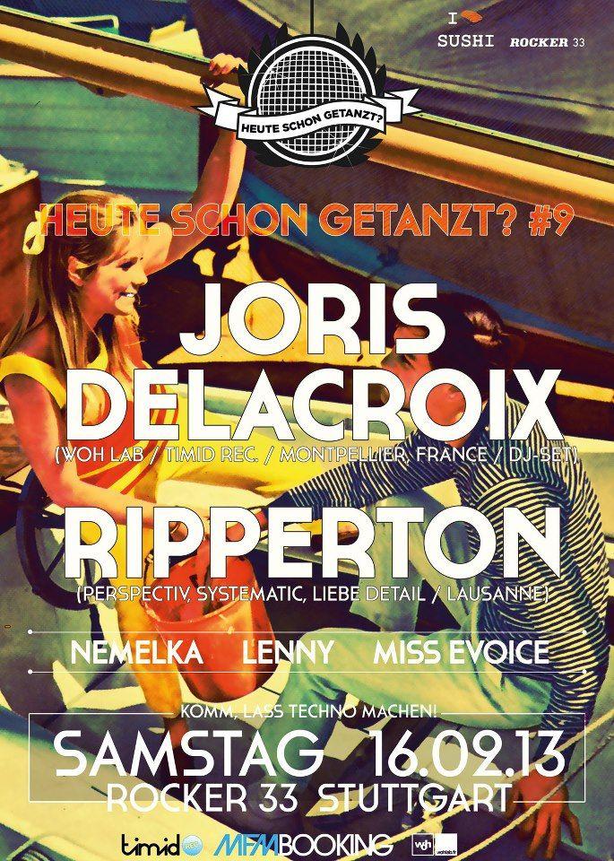 JORIS DELACROIX RIPPERTON
