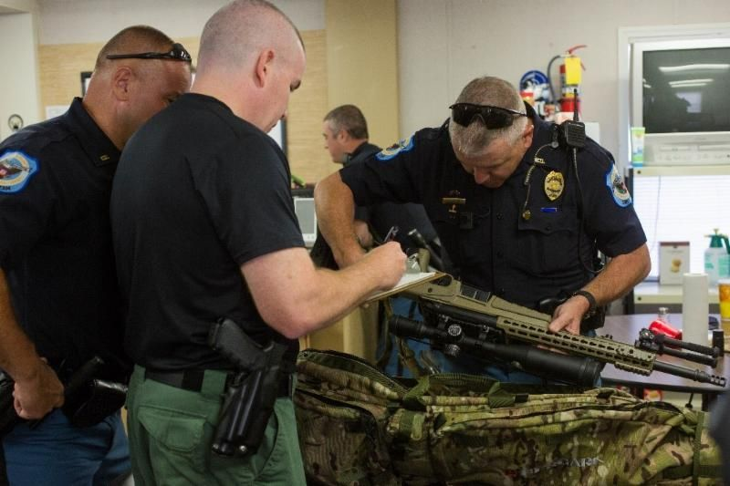 Pin On Odu Gun Spotlight