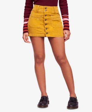 31c7a7a8b7 Joanie Corduroy Mini Skirt | Products | Mini skirts, Skirts, Corduroy