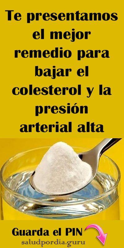 Alternativa para la medicina para la presión arterial alta