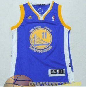 969ee3a06d57e Camisetas nba niño Klay Thompson  11 Golden State Warriors azul €19.99