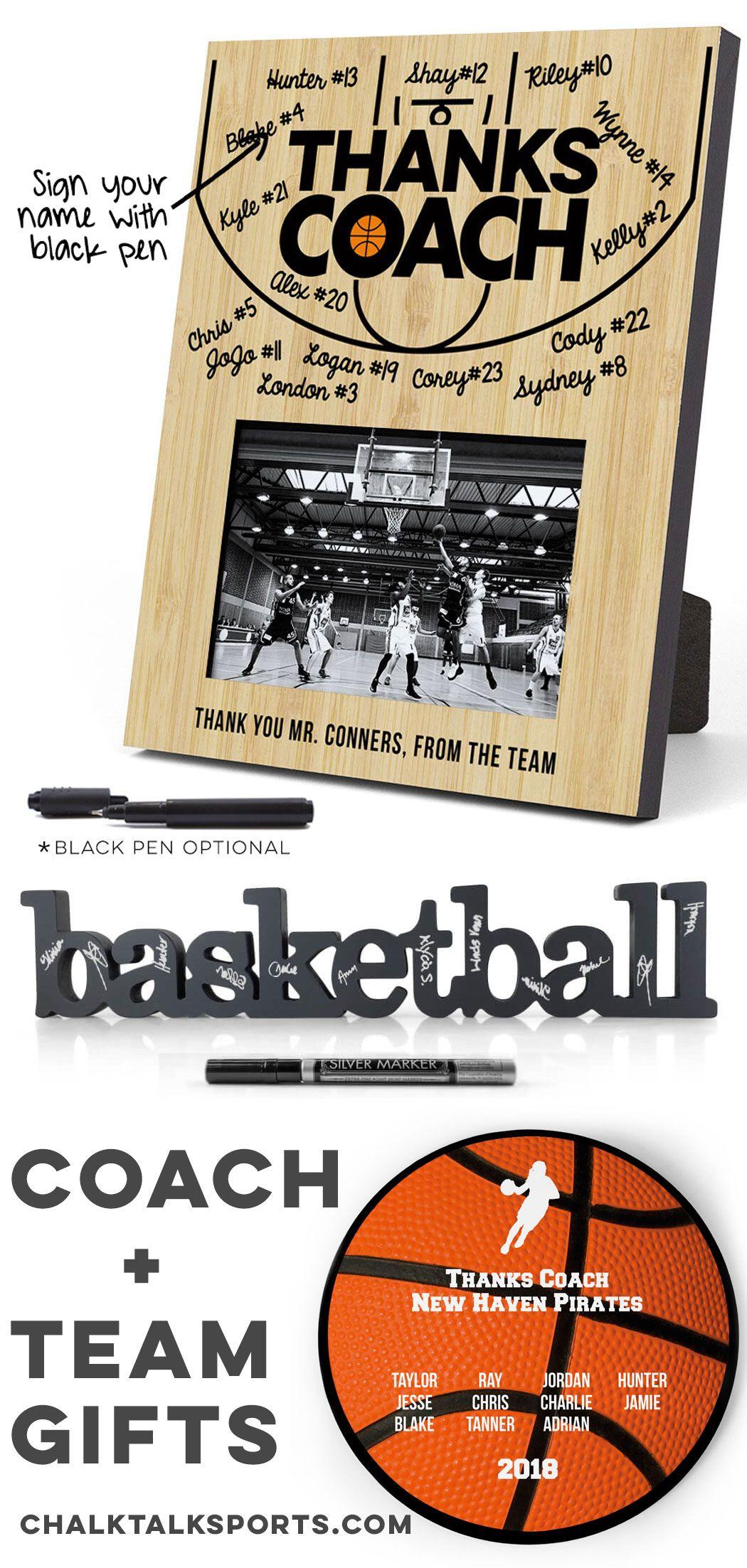 Basketball Coach And Team Gifts Basketball Coach Gifts Basketball Coach Team Gifts