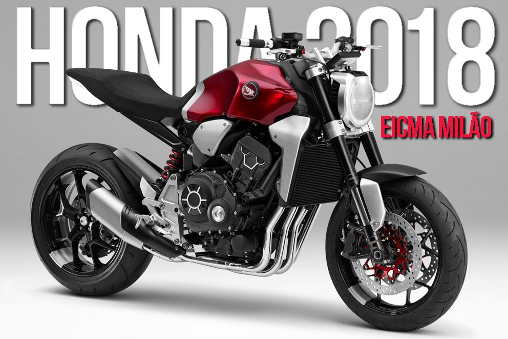 honda 2018 as novidades no sal o eicma em mil o motos. Black Bedroom Furniture Sets. Home Design Ideas