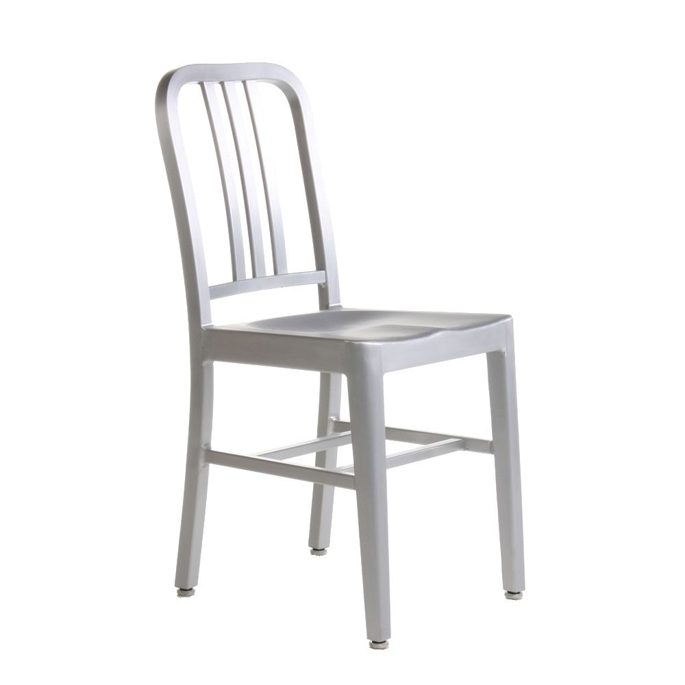 Ordinaire Aluminum Navy Chairs | ... Chairs Side And Dining Chairs Aluminum Navy  Chair Aluminum