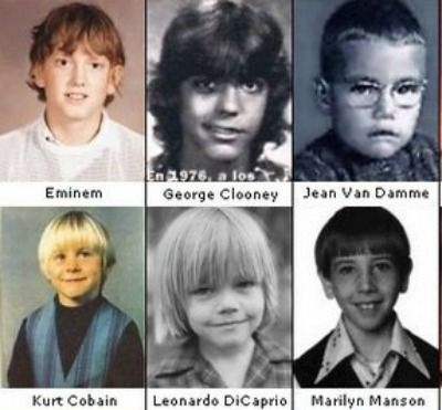 Stars As Kids Famous Kids Famous Celebrities Young Celebrities