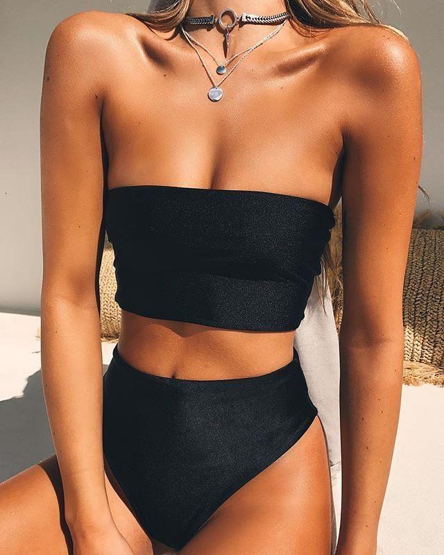 e2fa87c327bf8 Eliana High Waist Bikini