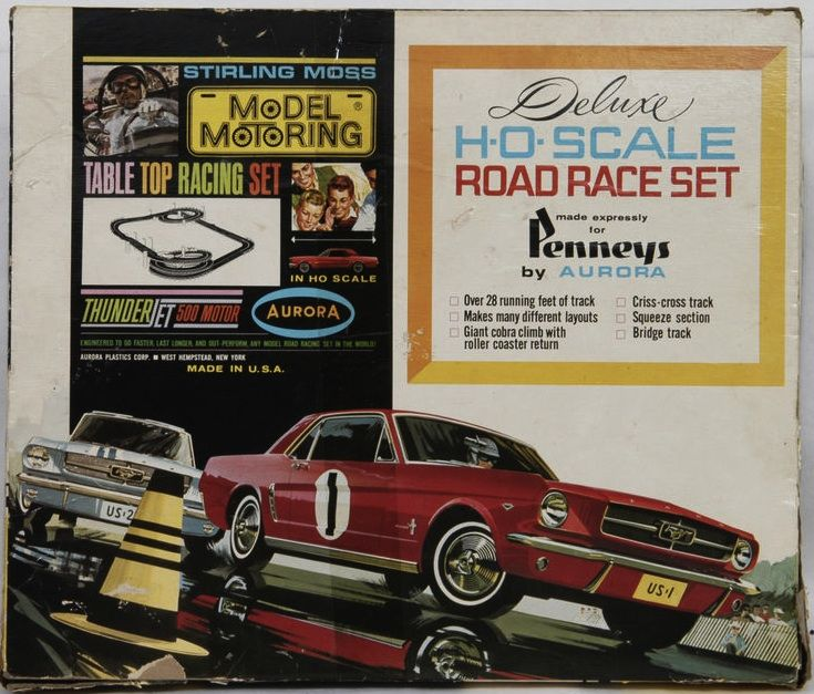 aurora model motoring slot car track memories slot cars cars rh pinterest com