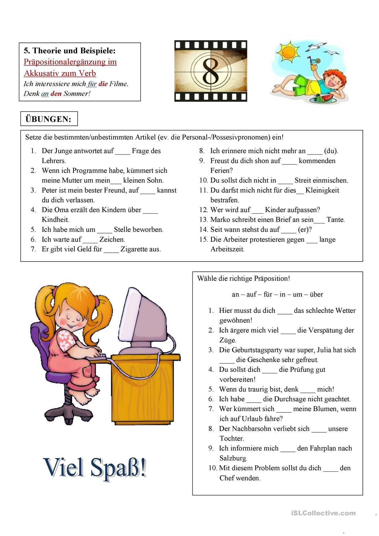 One Click Print Document Learning Spanish Study German German Study