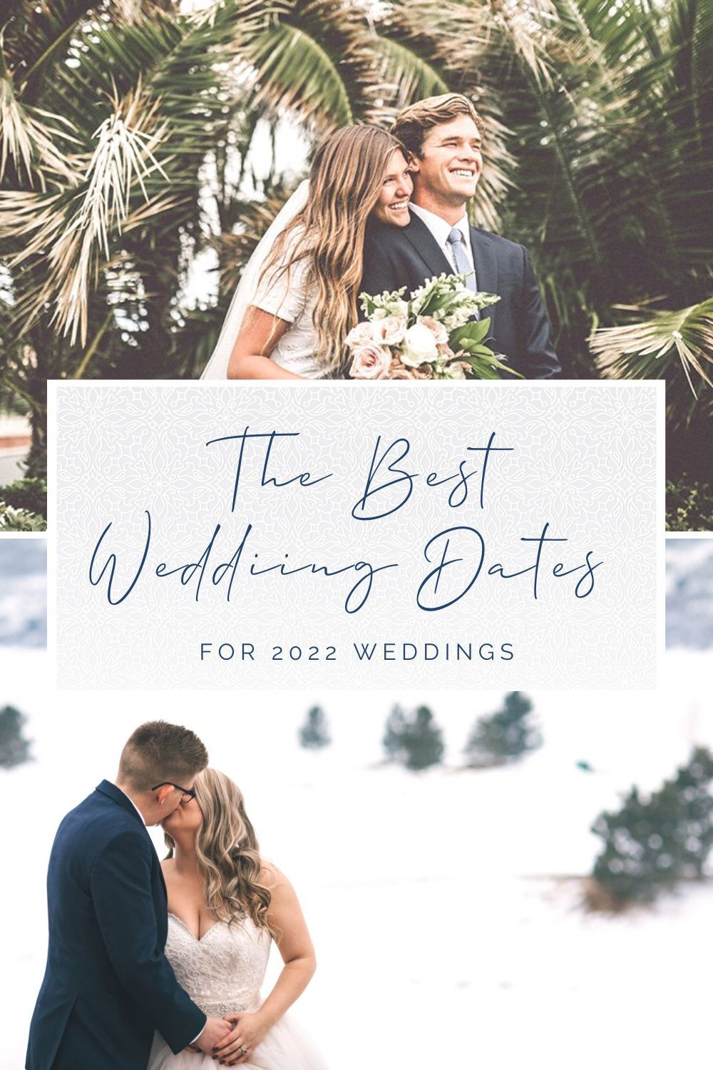 2022 Wedding Dates Find The Right One For You In 2020 Wedding Easy Wedding Planning Wedding Options