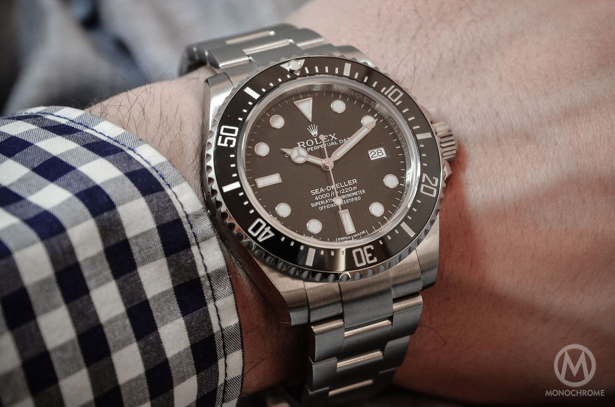 The Sea Dweller Is Back Introducing The Rolex Oyster Perpetual Sea