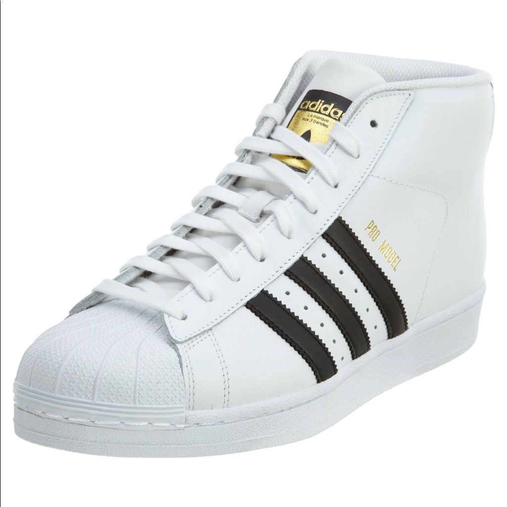 perfume Teórico harina  Adidas Pro high top Brand new sz5 | Sneakers, Adidas shell toes, Womens  shoes sneakers