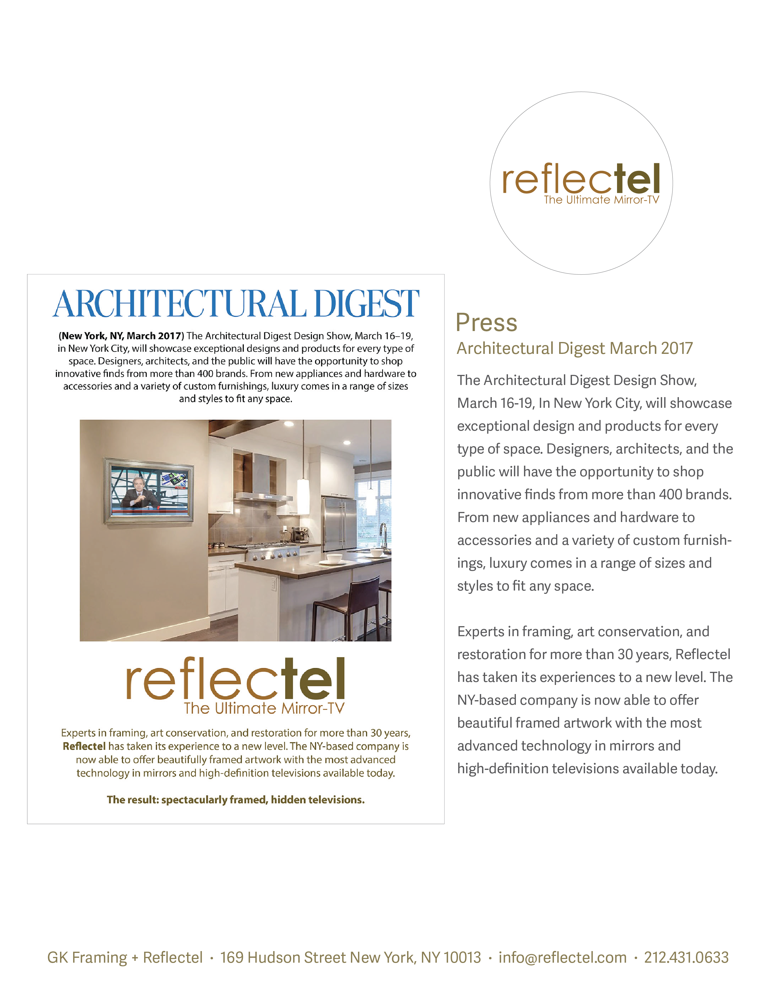 the architectural digest design show march 16 19 in new york city